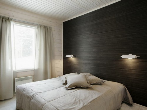 Slaapkamer behangen - Schilderwerken Vereecken